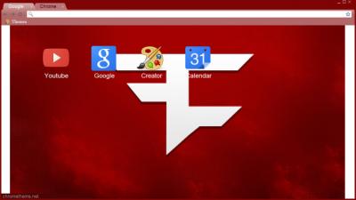 Faze Clan Chrome Themes - ThemeBeta