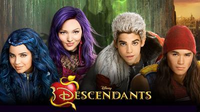 Disney Descendants 2 Wallpaper