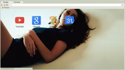 Alycia Debnam Carey Chrome Themes - ThemeBeta