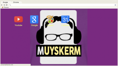 muyskerm chrome themes themebeta