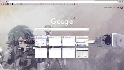 Sinon Chrome Themes - ThemeBeta
