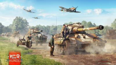 tanks planes ww2 german Chrome Themes - ThemeBeta