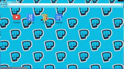 Brofist Chrome Themes Themebeta