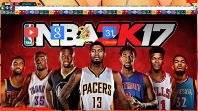 Basketball Chrome Themes Themebeta