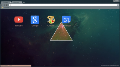 Illuminati Chrome Themes - ThemeBeta