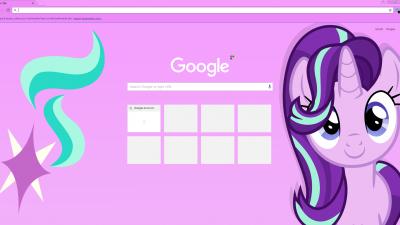 my little pony Chrome Themes - ThemeBeta