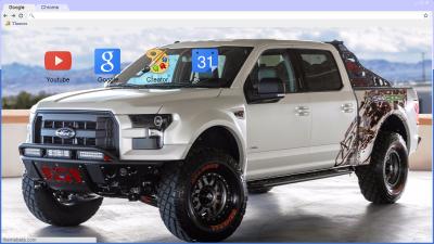 truck Chrome Themes - ThemeBeta