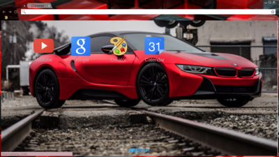 Bmw Chrome Themes Themebeta