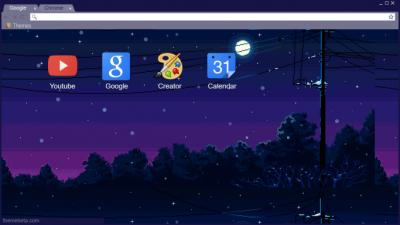Tumblr Pixel Backgrounds Chrome Themes Themebeta