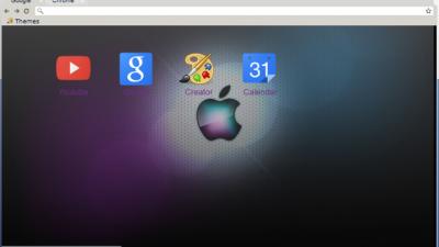 mac os Chrome Themes - ThemeBeta