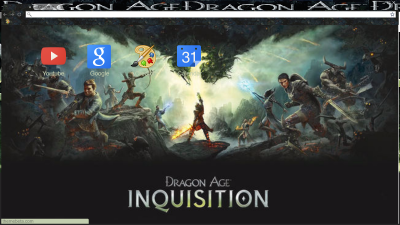 Dragon Age Inquisition Chrome Themes
