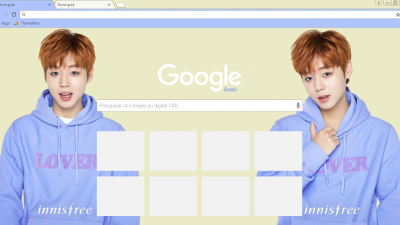 Park Jihoon Chrome Themes Themebeta