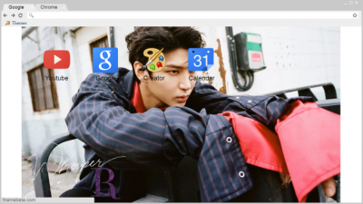 Vixx LR Chrome Themes - ThemeBeta