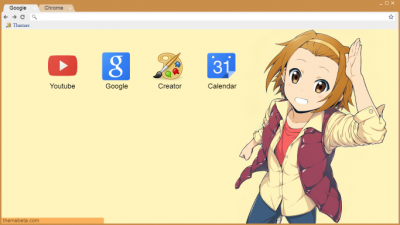 Chrome Themes by slayer27