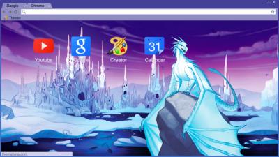 Wings of fire chrome themes themebeta - Winter theme chrome ...