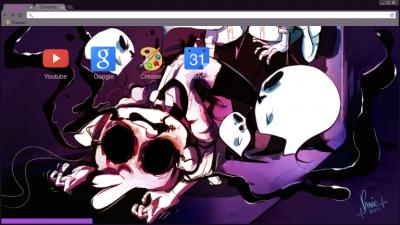 Off Chrome Themes Themebeta