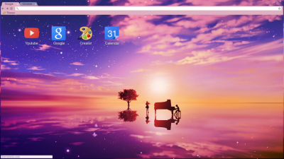 Galaxy Chrome Themes Themebeta