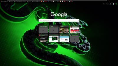 Razer Chrome Themes