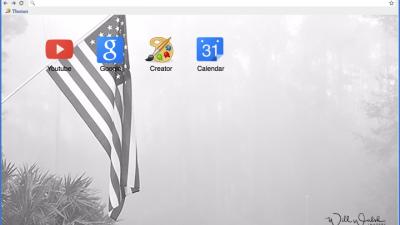 Flag Chrome Themes - ThemeBeta