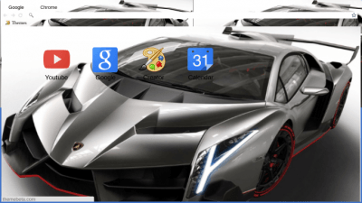 Coolest Car In The World Chrome Themes ThemeBeta - What is the coolest car in the world