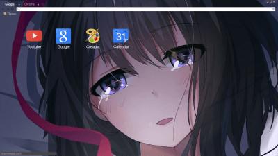 Kuzu No Honkai Chrome Themes