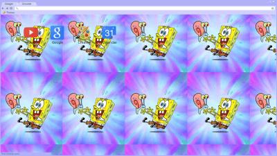 Spongebob Chrome Themes Themebeta