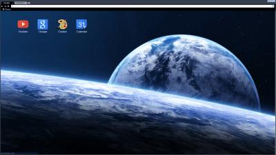 2560x1440 Earth