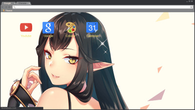 Fate/Grand Order Chrome Themes - ThemeBeta
