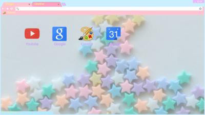 Aesthetic Chrome Themes