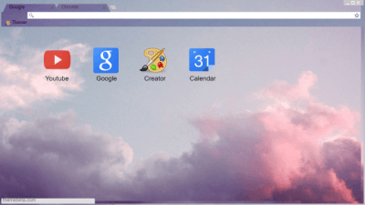 tumblr pastel Chrome Themes - ThemeBeta
