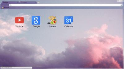 Tumblr Pastel Chrome Themes