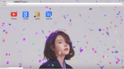 Kpop Aesthetic Chrome Themes Themebeta