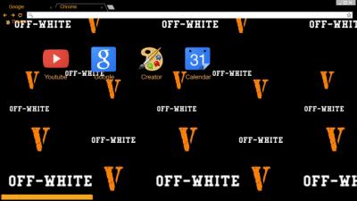 VLONE Chrome Themes - ThemeBeta