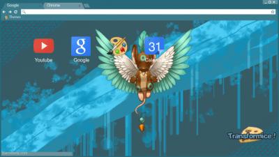 Transformice Chrome Themes - ThemeBeta