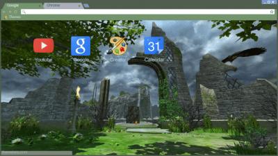 Sonic 06 Chrome Themes - ThemeBeta