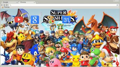 wii u Chrome Themes - ThemeBeta