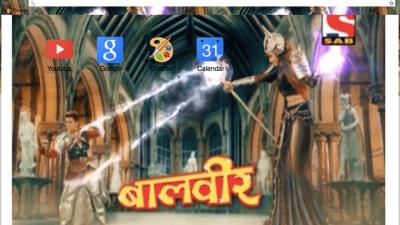baal veer Chrome Themes - ThemeBeta