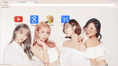 Mamamoo Chrome Themes Themebeta