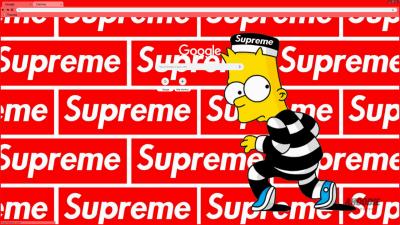 Supreme Bart