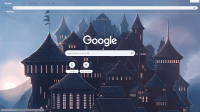 Ravenclaw Chrome Themes - ThemeBeta