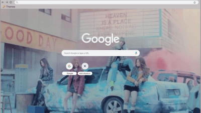 Blackpink Chrome Themes Themebeta