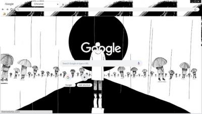 Mono Chrome Themes Themebeta