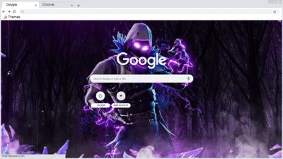 Fortnite Chrome Themes Themebeta