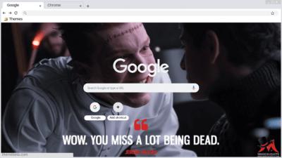 gotham Chrome Themes - ThemeBeta