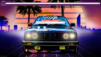 80's Chrome Themes - ThemeBeta