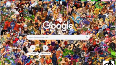 Super Smash Bros Ultimate Chrome Themes - ThemeBeta