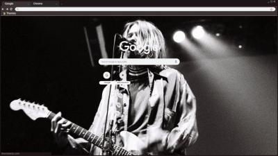 Nirvana Chrome Themes Themebeta