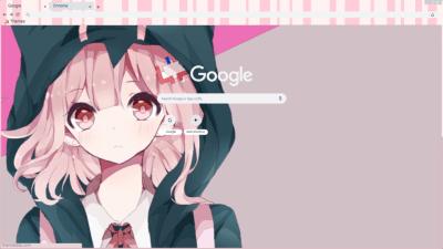 Nanami Chrome Themes Themebeta
