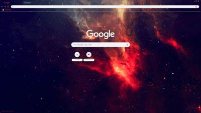 nebula Chrome Themes - ThemeBeta