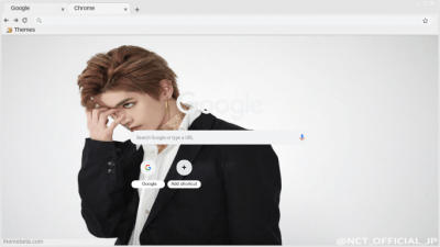 lee taeyong Chrome Themes - ThemeBeta